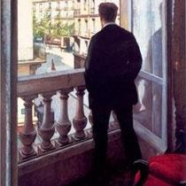 Jeune homme à sa fenêtre (1894)