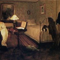 """Intérieur ou """"Le Viol"""" (1868-1869)"""