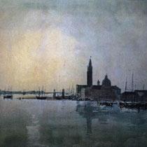 San Giorgio Maggiore at Dawn (1819)