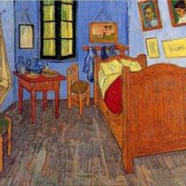 La Chambre à Arles (1889)