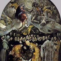 L'Enterrement du comte d'Orgaz (1586-88)