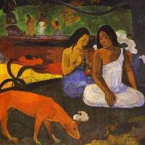 Joyeuseté; Arearea (1892)