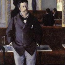 Dans un café (1880)