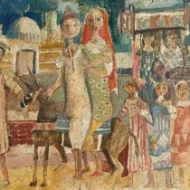 The Bride's Dorwey (1958)