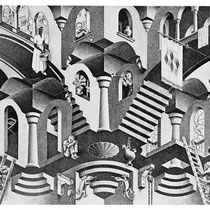 Convex and concave (1955)