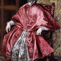 Portrait d'un cardinal (1600)