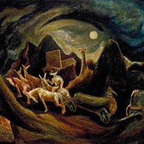 Going West (1944-45)