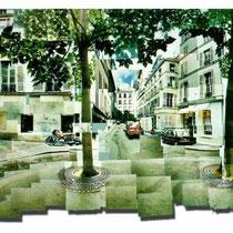 Place Furstenberg (Paris, 7,8 et 9 Août 1985)