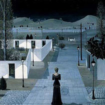 Paysage aux lanternes (1958)