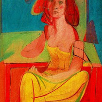 Seated Woman (1940)
