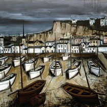 Treboul marée basse (1972)