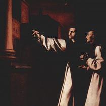 Vision des Fra Pedro de Salamanca (1639)