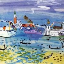 Venise, la Dogana (1938)
