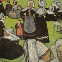 Bretonne au pardon (1888)