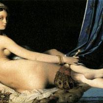 La Grande Odalisque (1814)