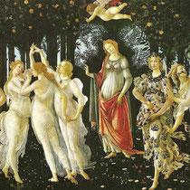 """Primavera """"Le Printemps"""" (1478)"""