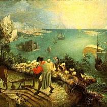 La chute d'Icare ou le tableau philosophique (1558)