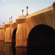 The Wrapped Pont-Neuf (1985)
