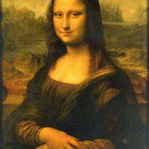 Mona Lisa, La Joconde (1503-1506)