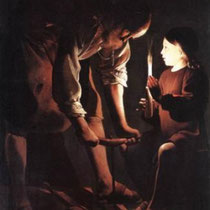 Saint Joseph charpentier (1643)