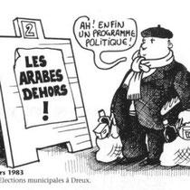 Elections municipales à Dreux (1983)