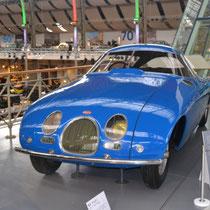 Carrosserie d'une Bugatti (1954)