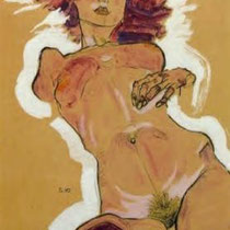 Female nude (1910)