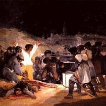 Le 3 Mai 1808, à Madrid (1814)