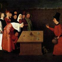 L'Escamoteur (1475-1480)