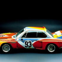 BMW 3.0 CSL Art Car (1975)