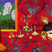 La Desserte rouge (1908)
