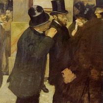 Portraits à la Bourse (1878-1879)