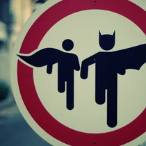 Street Art Batman