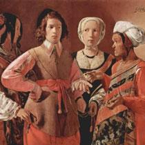 La diseuse de bonne aventure (1635)