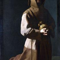 Saint François en méditation (1635-39)