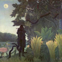 La charmeuse de serpent (1907)