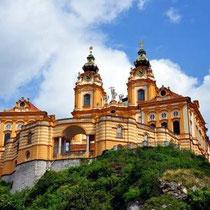 L'abbaye de Melk (?)