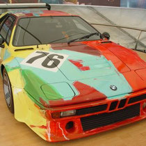 BMW-M1 Art Car (1977)
