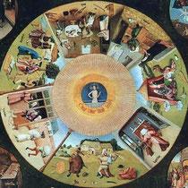 Les Sept Péchés capitaux (1450)