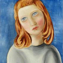 Jeune fille rousse (1938)