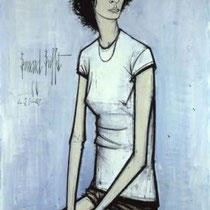 Annabel en T-shirt (1960)