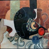 Still life pitcher (1932)
