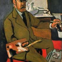Autoportrait (1918)