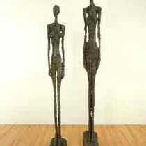 Tallfigure II and Tallfigure III (1960)