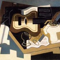 Guitare et clarinette (1920)