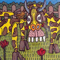 Les deux belles vaches meuh souriaient (1966)