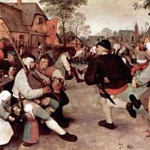 Danse de paysans (1568)