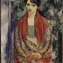 Femme au châle polonais (1928)