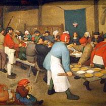 Le repas de noce (1567-1568)