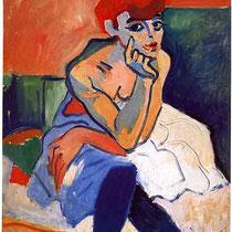La femme en chemise (1906)